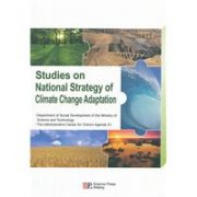 Studies on National Strategy of Climate Change Adaptation