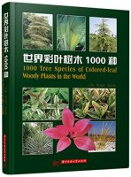 1000 Tree Species of Colored-Leaf Woody Plants in the World