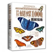 The World 's 1000 Butterflies Illustrated Guide