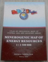 Atlas of Geological Maps of Central Asia and Adjacent Areas: Minerogenic Map of Energy Resources