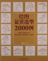 2000 Cases of Drawing Penjing Shape
