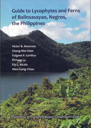 Guide to Lycophytes and Ferns of Balinsasayao, Negros, the Philippines - Click Image to Close