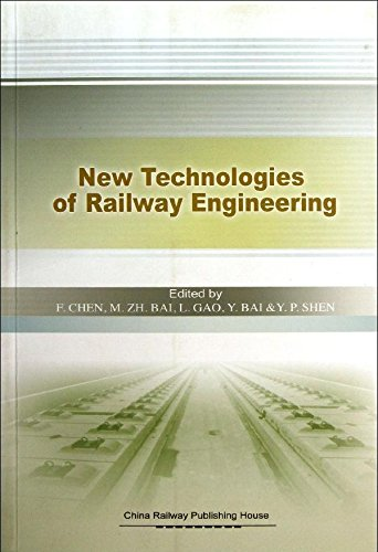 New Technologies of Railway Engineering - Click Image to Close