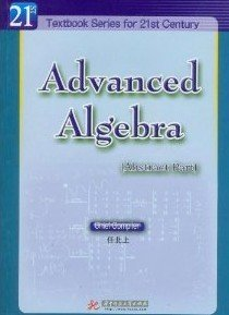 Advanced Algebra (Abstract Part) - Click Image to Close