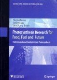 Photosynthesis Research for Food, Fuel and Future-15th International Conference on Photosynthesis